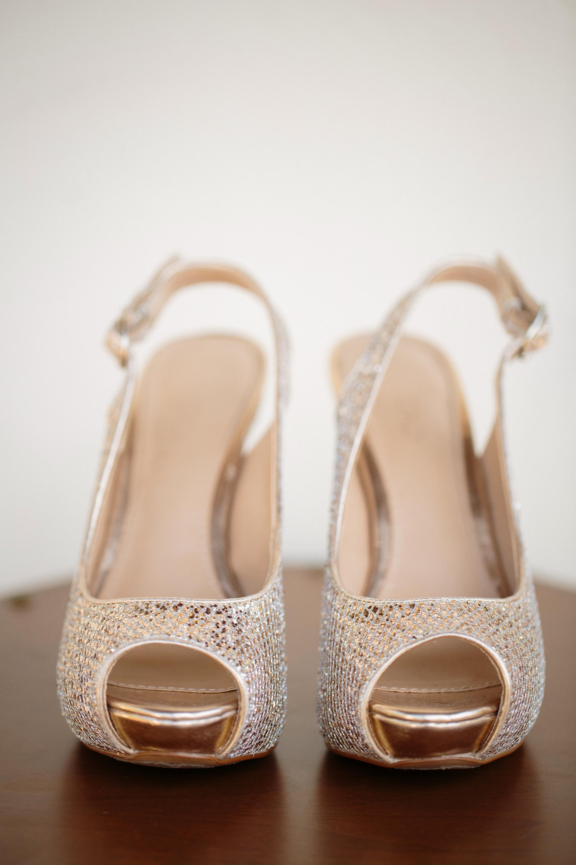 www.santabarbarawedding.com | Shane and Lauren Photography | Belmond El Encanto Santa Barbara | Hogue and Company | Bridal Shoes