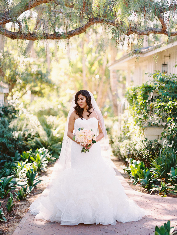 www.santabarbarawedding.com | Shane and Lauren Photography | Belmond El Encanto Santa Barbara | Hogue and Company | Bride