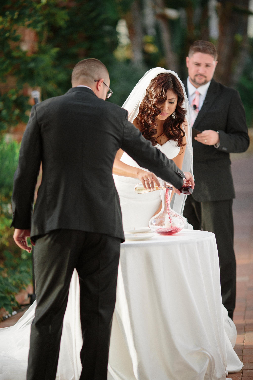 www.santabarbarawedding.com | Shane and Lauren Photography | Belmond El Encanto Santa Barbara | Hogue and Company | Ceremony