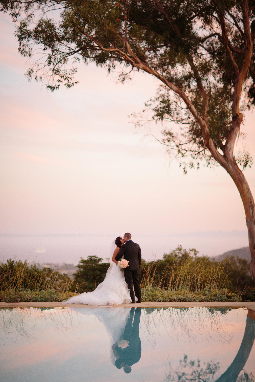www.santabarbarawedding.com | Shane and Lauren Photography | Belmond El Encanto Santa Barbara | Hogue and Company | Bride and Groom