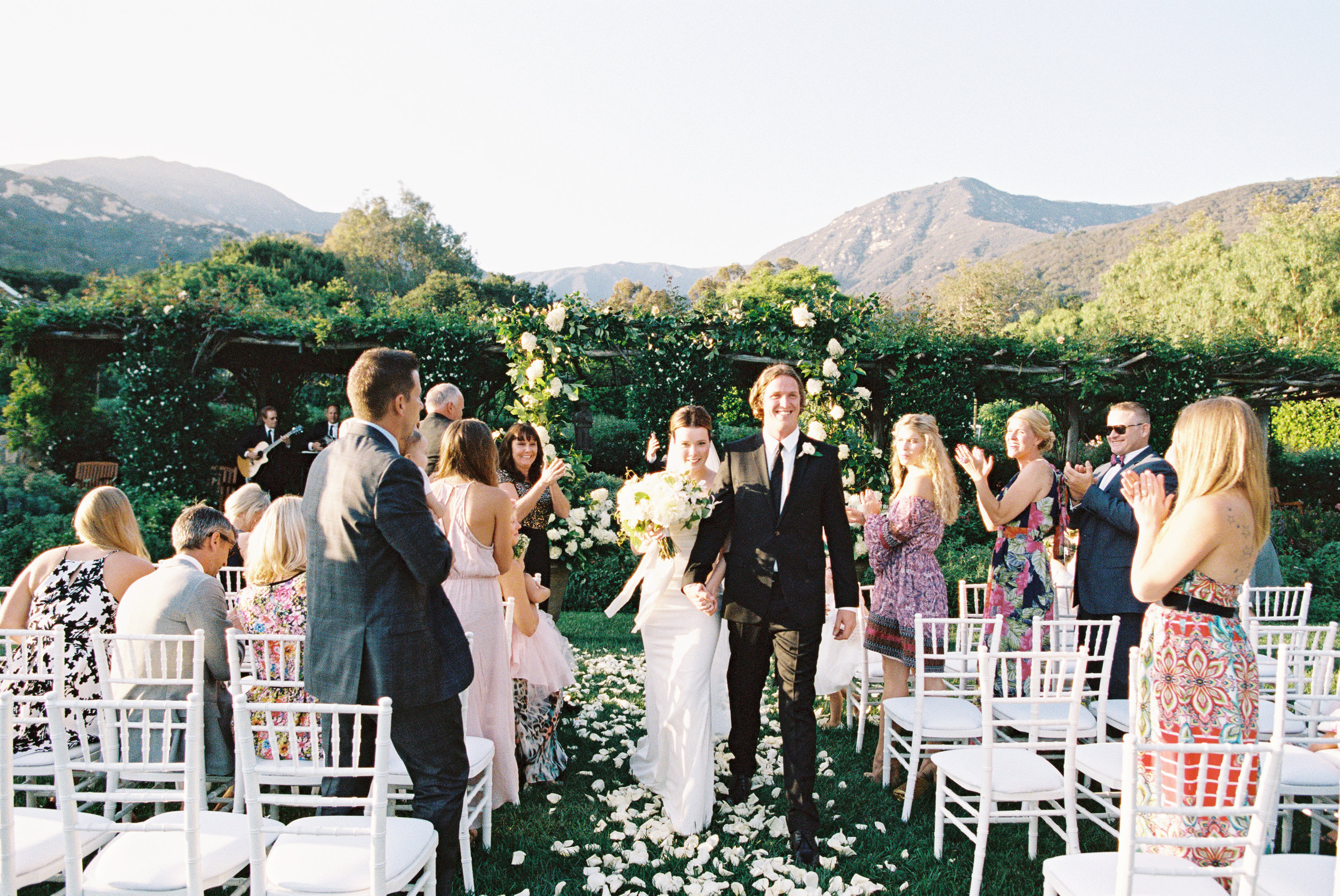 www.santabarbarawedding.com | San Ysidro Ranch | Pat Moyer Photography | Ceremony