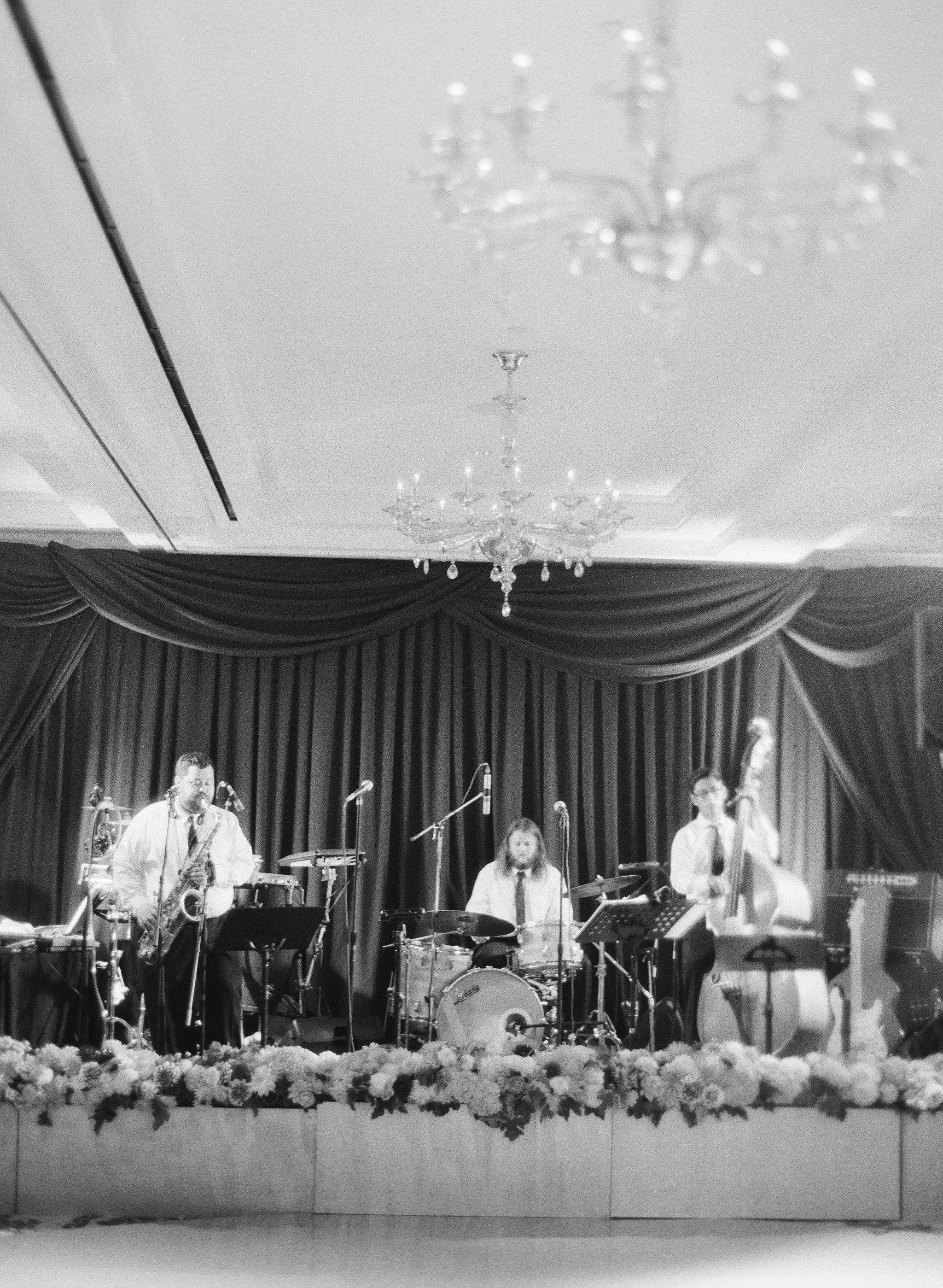 santabarbarawedding.com | Belmond El Encanto | Magnolia Event Design | Jose Villa | Wedding Band