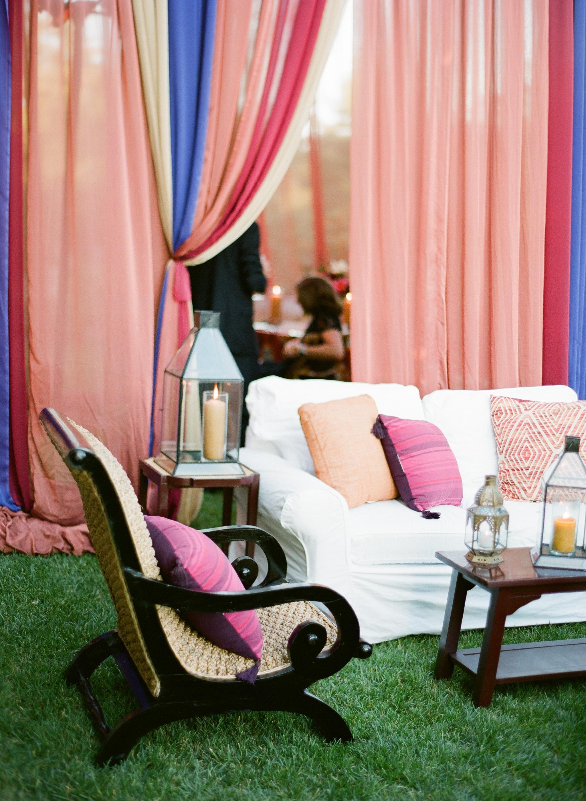 santabarbarawedding.com | Belmond El Encanto | Magnolia Event Design | Jose Villa | Wedding Reception