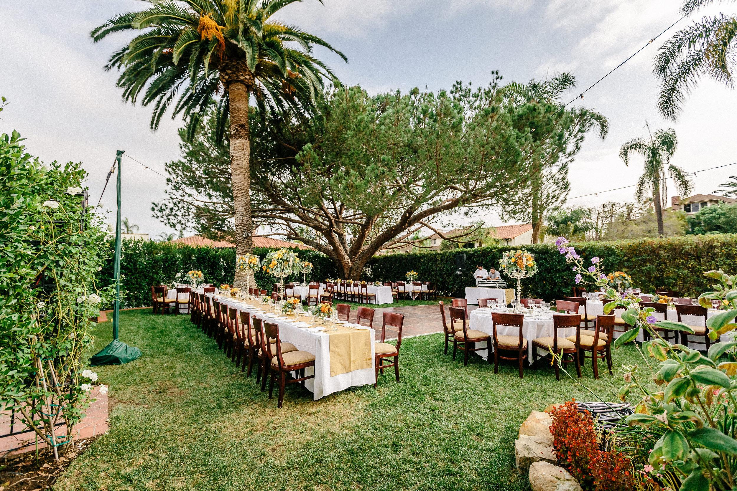 www.santabarbarawedding.com | The Riviera Mansion | Rewind Photography Reception
