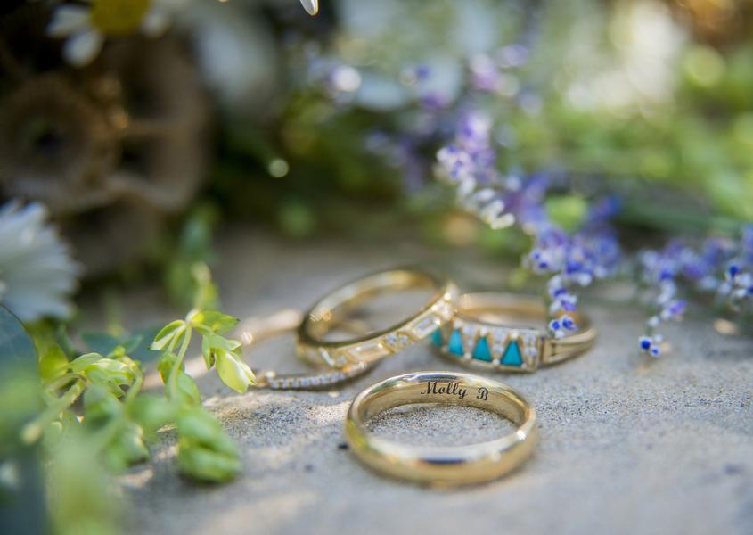 www.santabarbarawedding.com | Willa Kveta Photography | Elings Park | Wedding Rings