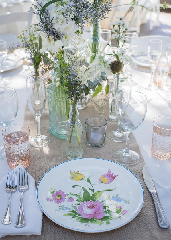 www.santabarbarawedding.com | Willa Kveta Photography | Elings Park | Reception Table