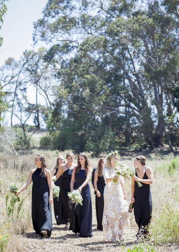 www.santabarbarawedding.com | Willa Kveta Photography | Elings Park | Bridesmaids