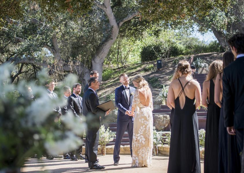 www.santabarbarawedding.com | Willa Kveta Photography | Elings Park | Ceremony