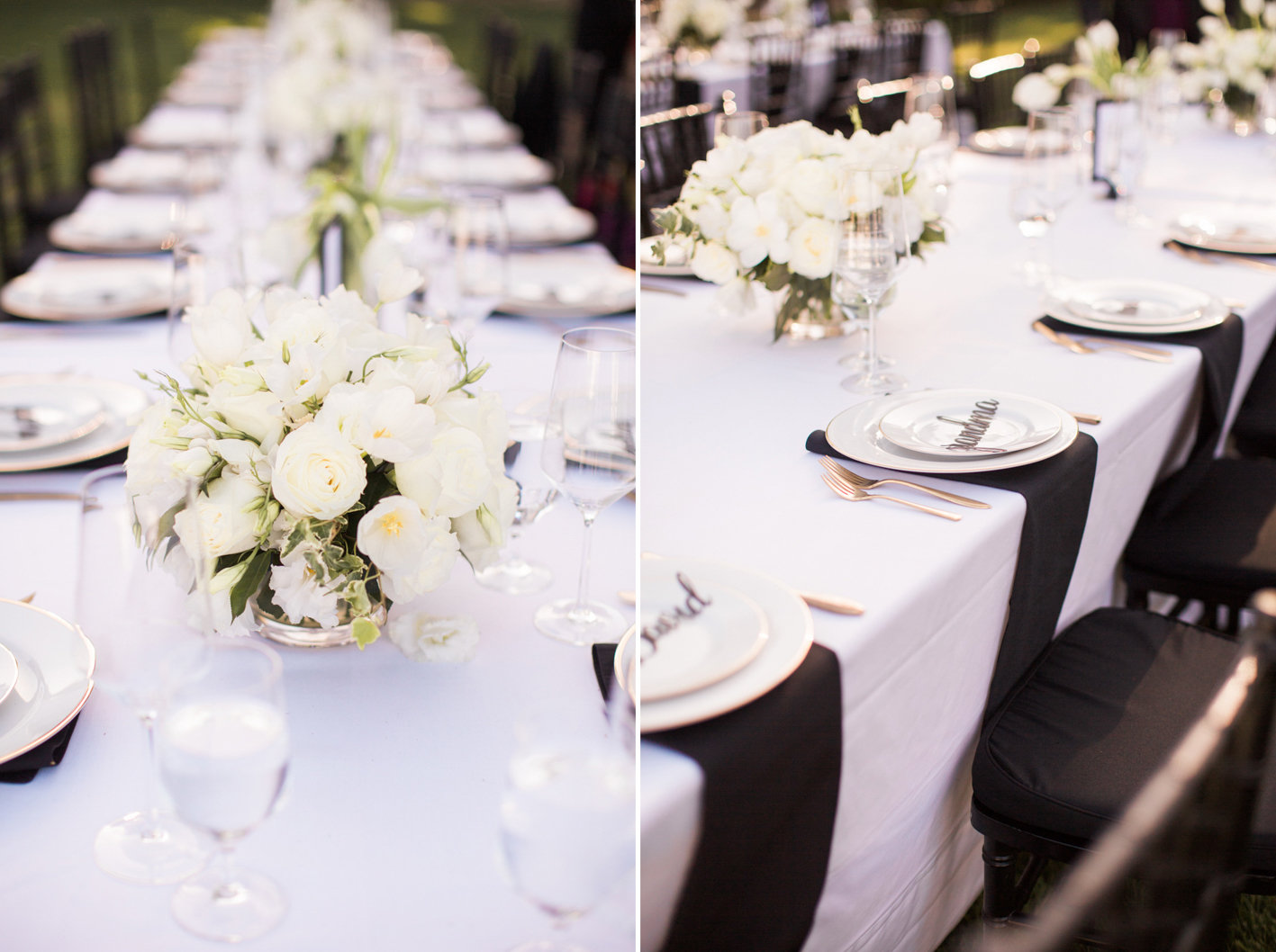 www.santabarbarawedding.com | Anna J Photography | Sogno del Fiore | Reception