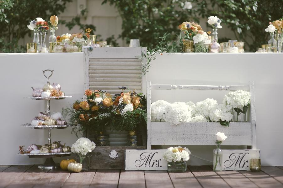 www.santabarbarawedding.com | By Cherry Photography | Rincon Beach Club | Reception Details