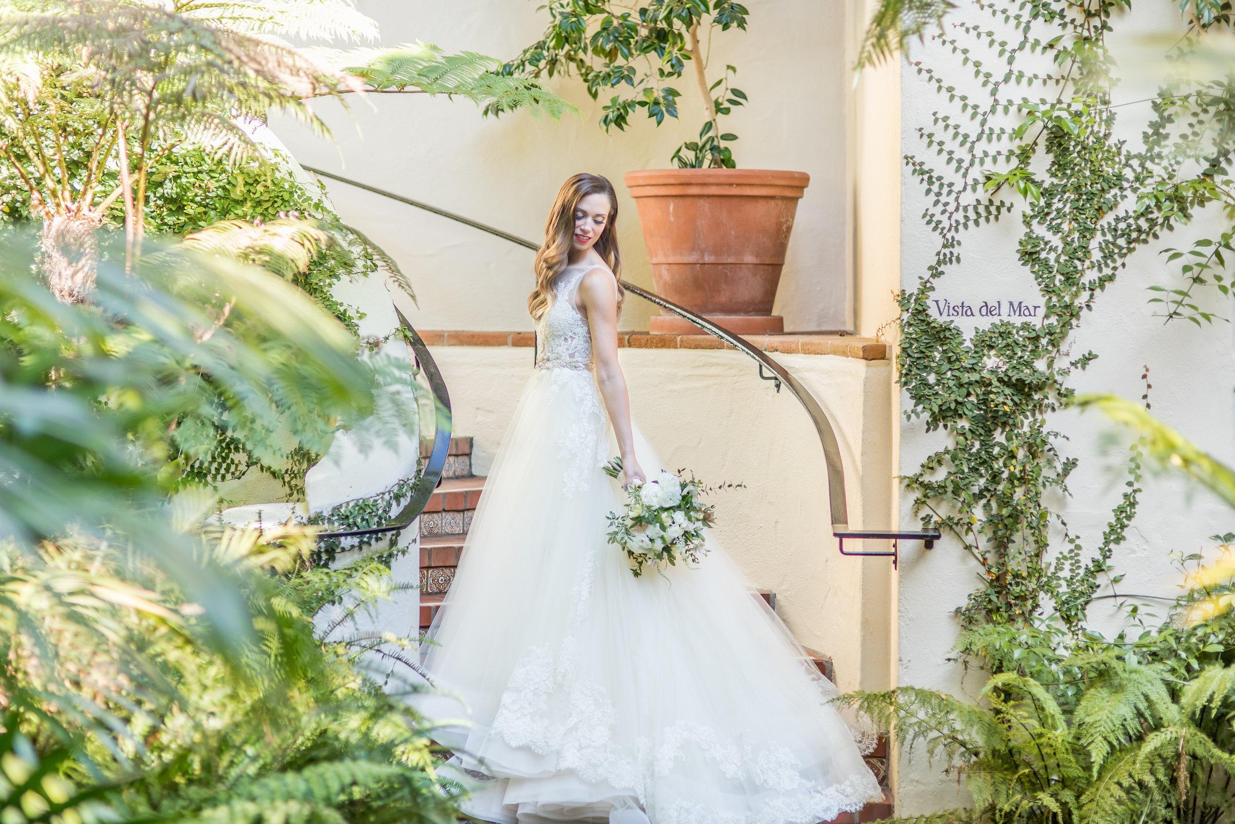 www.santabarbarawedding.com | Waller Weddings | KB Events | Bride
