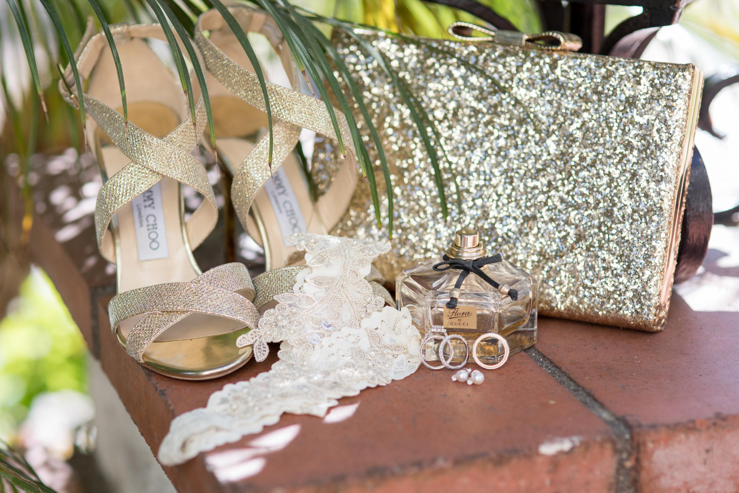 www.santabarbarawedding.com | Waller Weddings | KB Events | Bridal Accessories