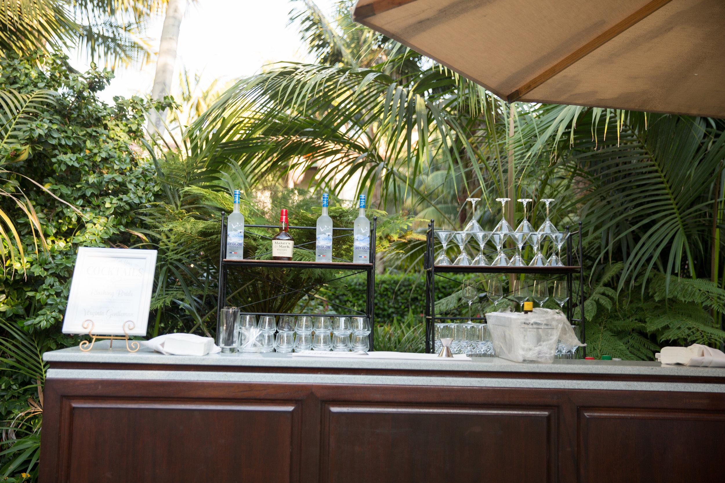 www.santabarbarawedding.com | Waller Weddings | KB Events | Cocktail Hour