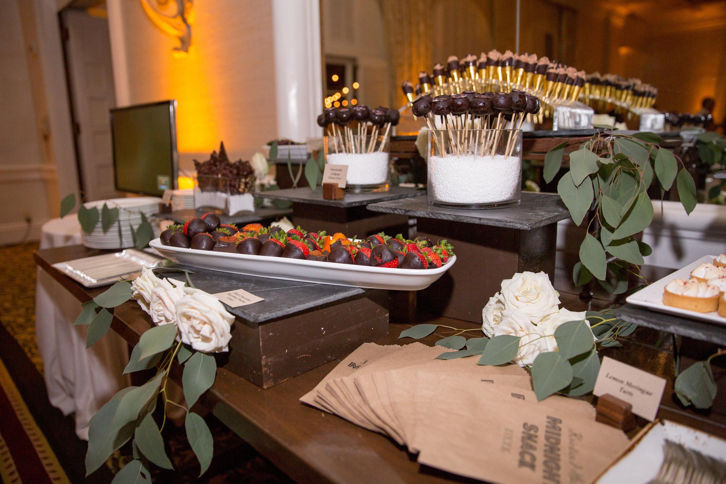 www.santabarbarawedding.com | Waller Weddings | KB Events | Dessert