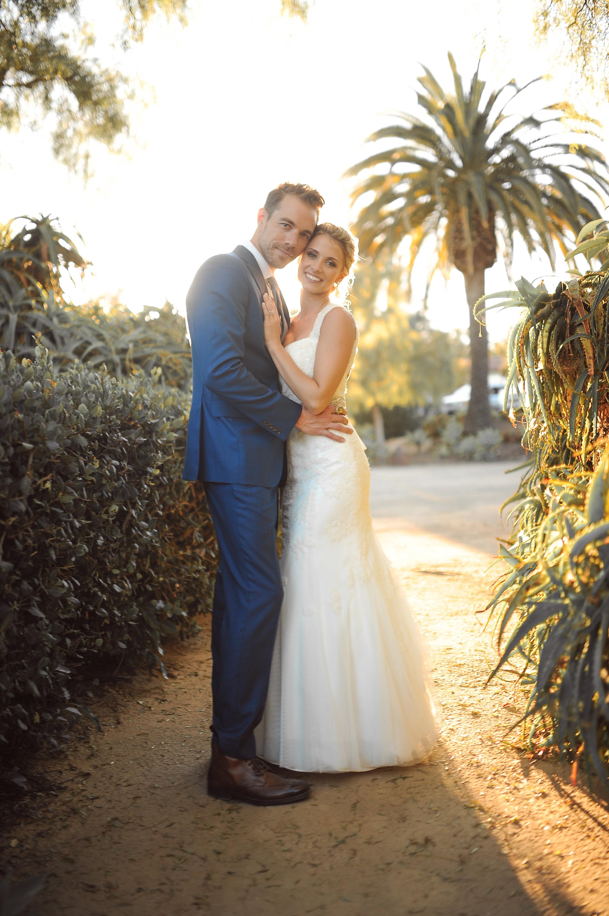 www.santabarbarawedding.com | JKoe Photography | Santa Barbara Historical Museum | Bride and Groom