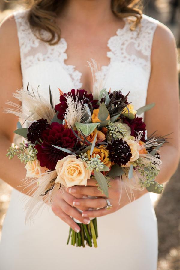www.santabarbarawedding.com   A. Blake Photography   Bridal Bouquet