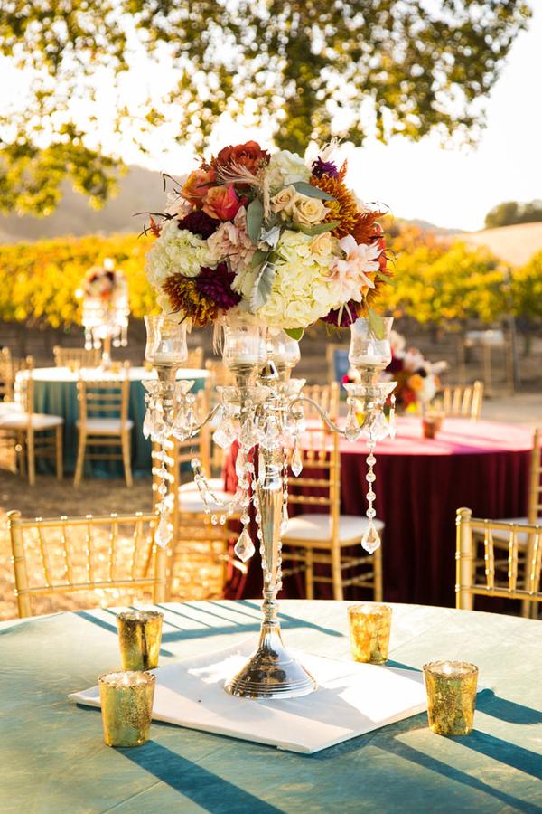 www.santabarbarawedding.com   A. Blake Photography   Flower Arrangements
