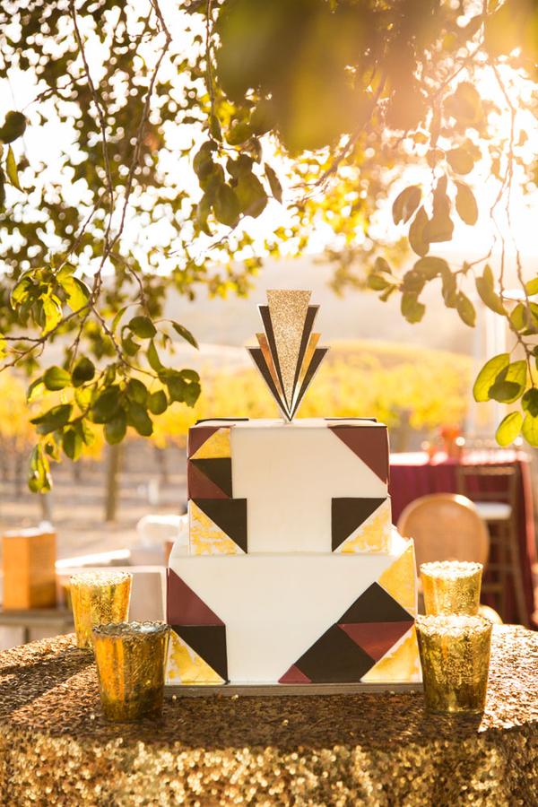 www.santabarbarawedding.com   A. Blake Photography   Wedding Cake