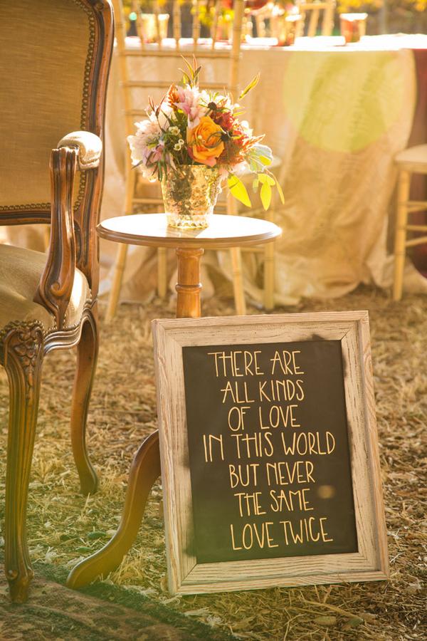 www.santabarbarawedding.com   A. Blake Photography   Reception Details