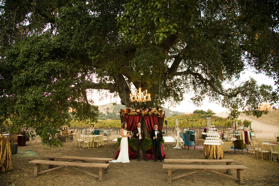 www.santabarbarawedding.com   A. Blake Photography   Ceremony