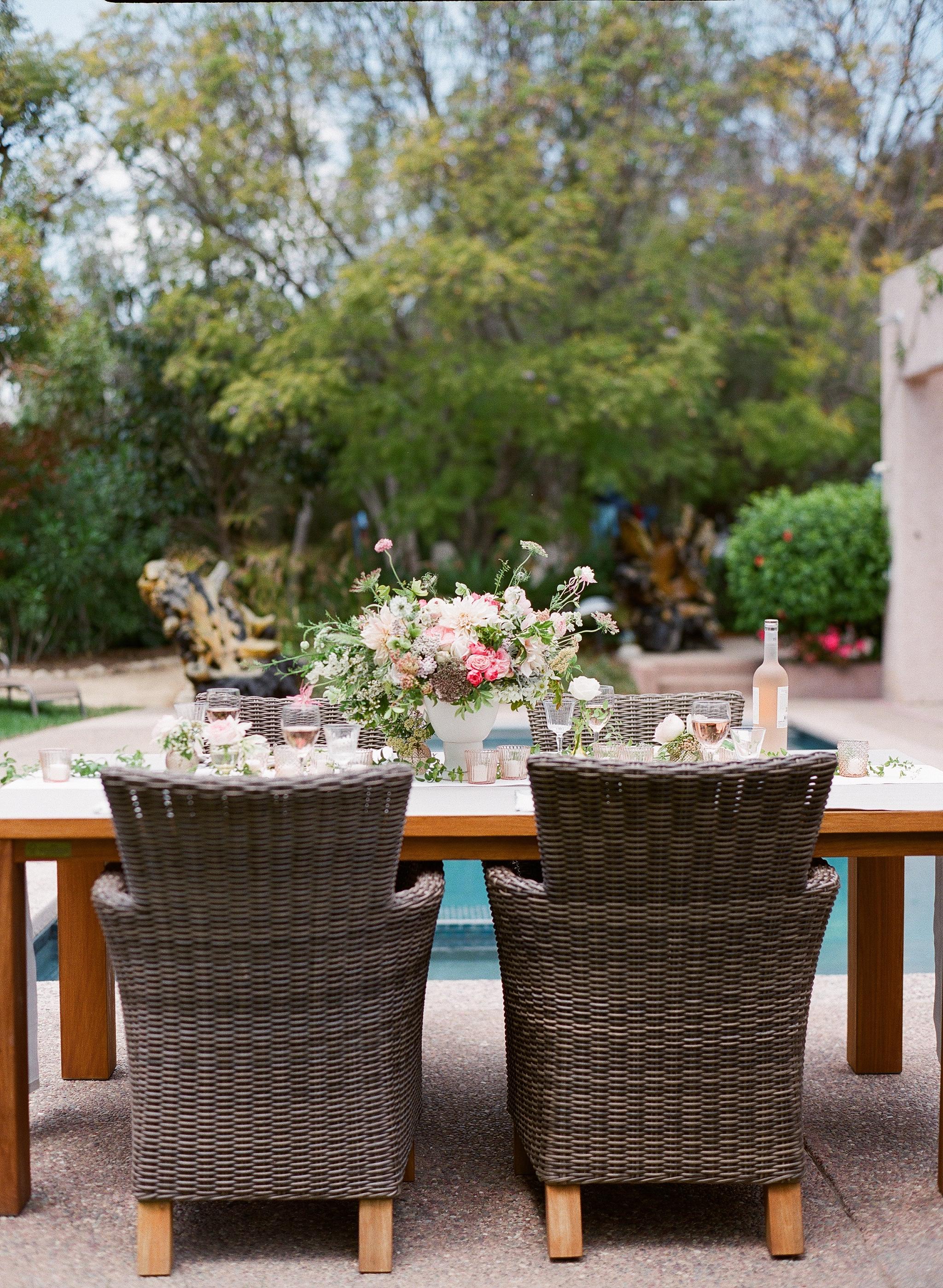 www.santabarbarawedding.com | Megan Sorel Photography | Table