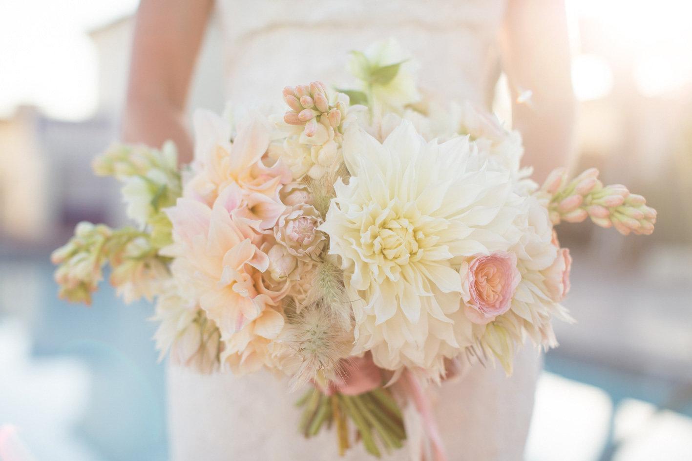 www.santabarbarawedding.com | Anna J Photography | Canary Hotel | Bridal Bouquet