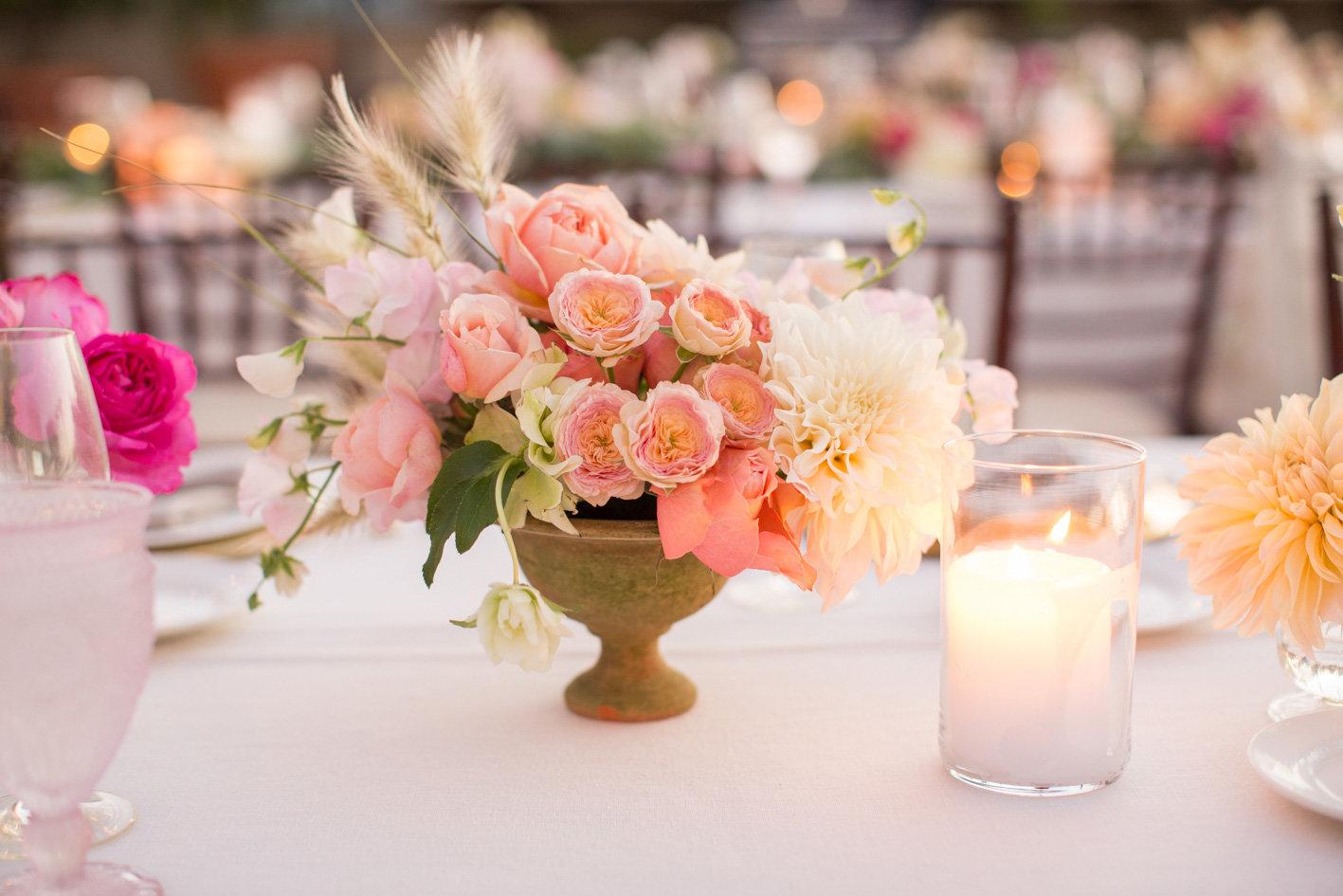 www.santabarbarawedding.com | Anna J Photography | Canary Hotel | Floral Arrangement