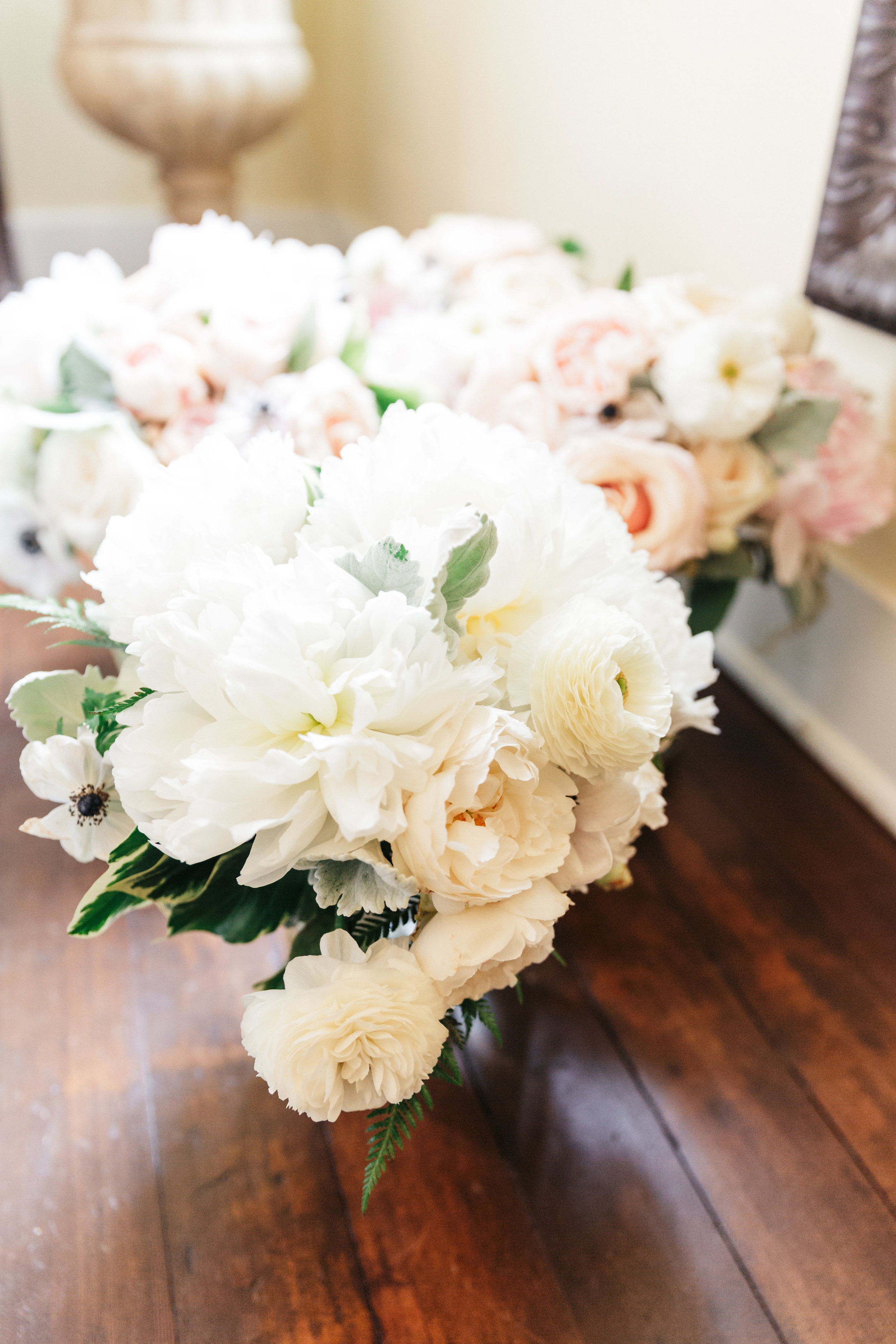 www.santabarbarawedding.com | Sanaz Photography | The Riviera Mansion | Ella and Louie | Bridal Bouquet