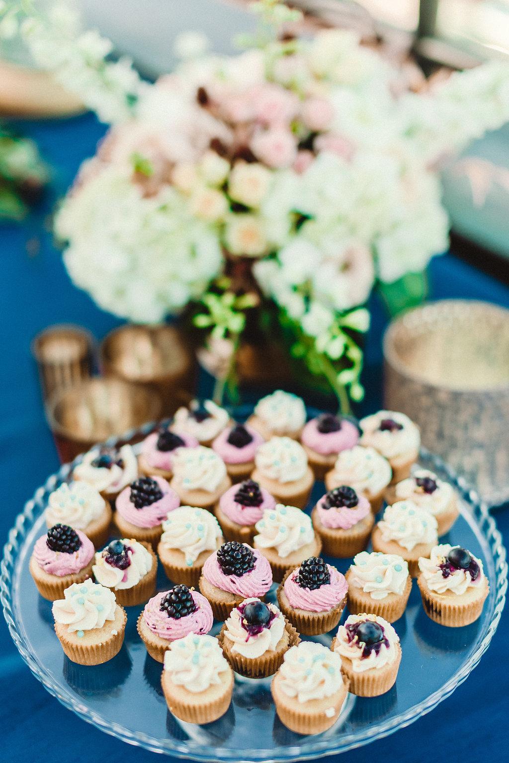 www.santabarbarawedding.com | Rewind Photography | Santa Barbara Maritime Museum | Dessert