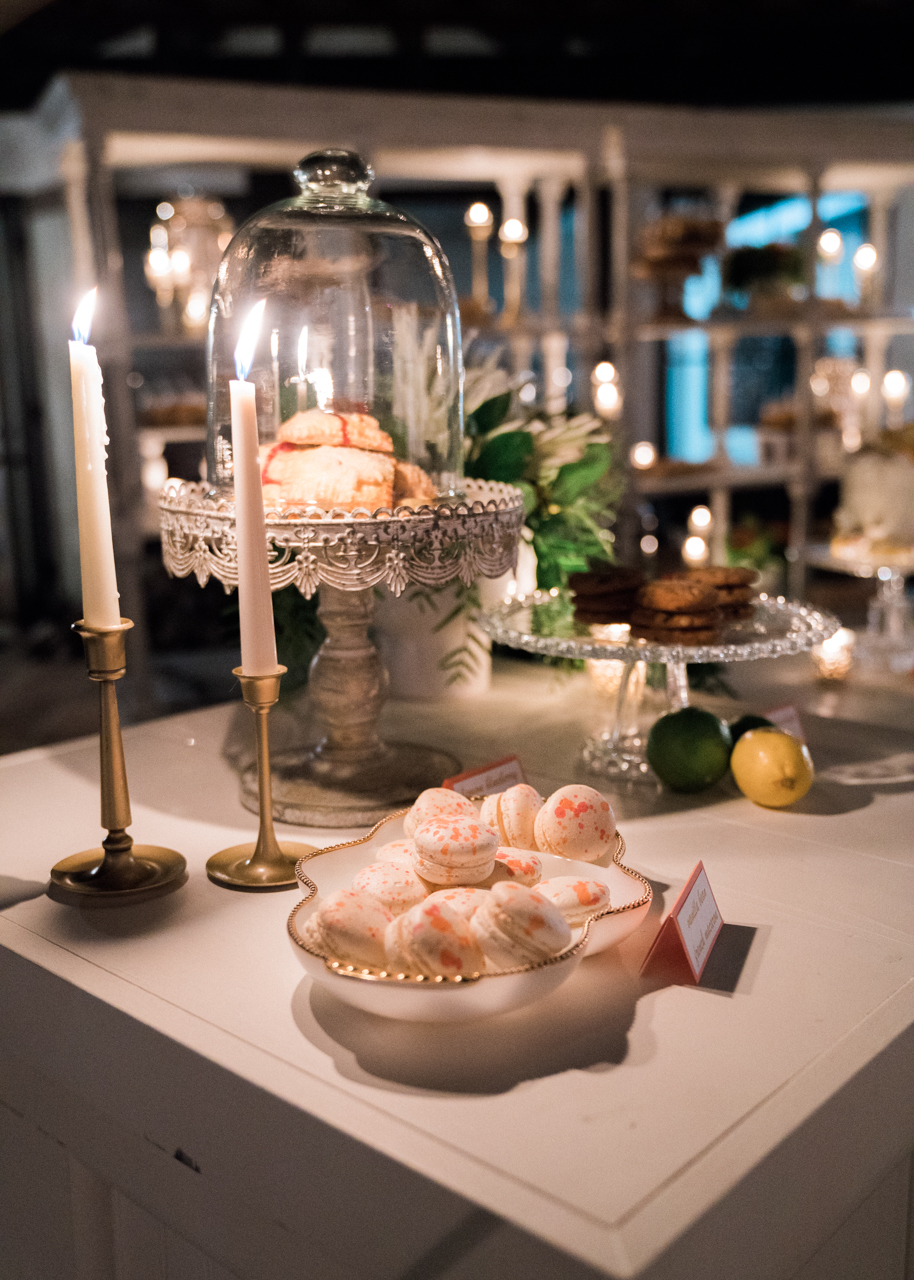 www.santabarbarawedding.com | Percy Sales Events | Brian Saculles Photography | Dessert Table