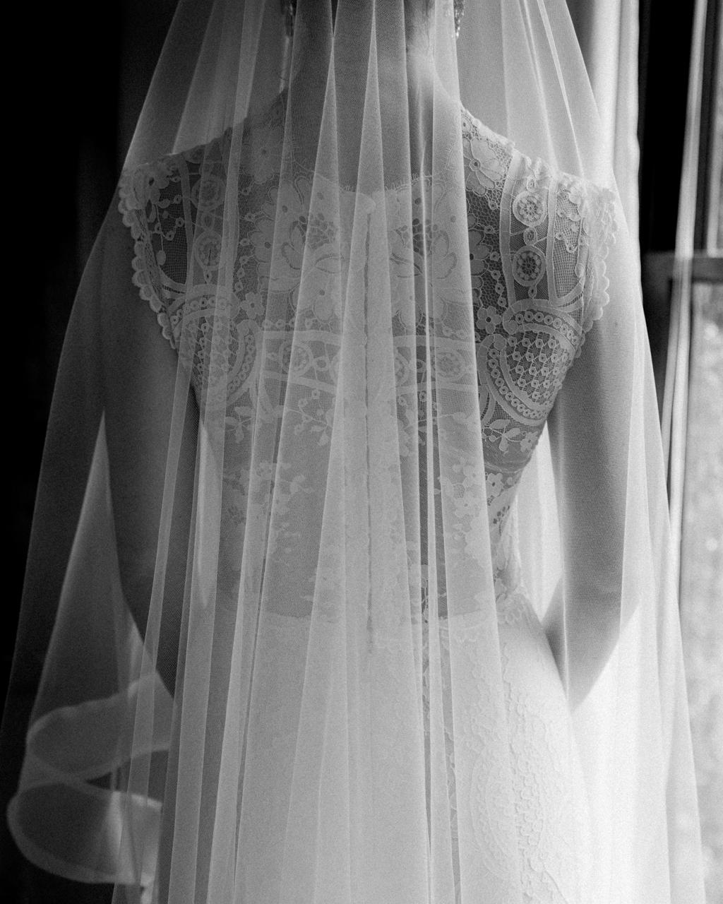 www.santabarbarawedding.com | Percy Sales Events | Brian Saculles Photography | Wedding Dress