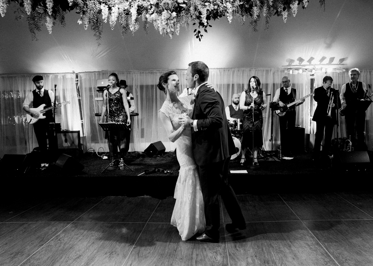 www.santabarbarawedding.com | Percy Sales Events | Brian Saculles Photography | First Dance