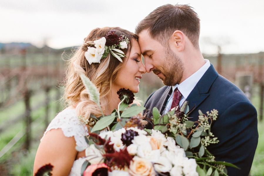 www.santabarbarawedding.com   Grace Kathryn Photography   Sunstone Winery   Bride and Groom
