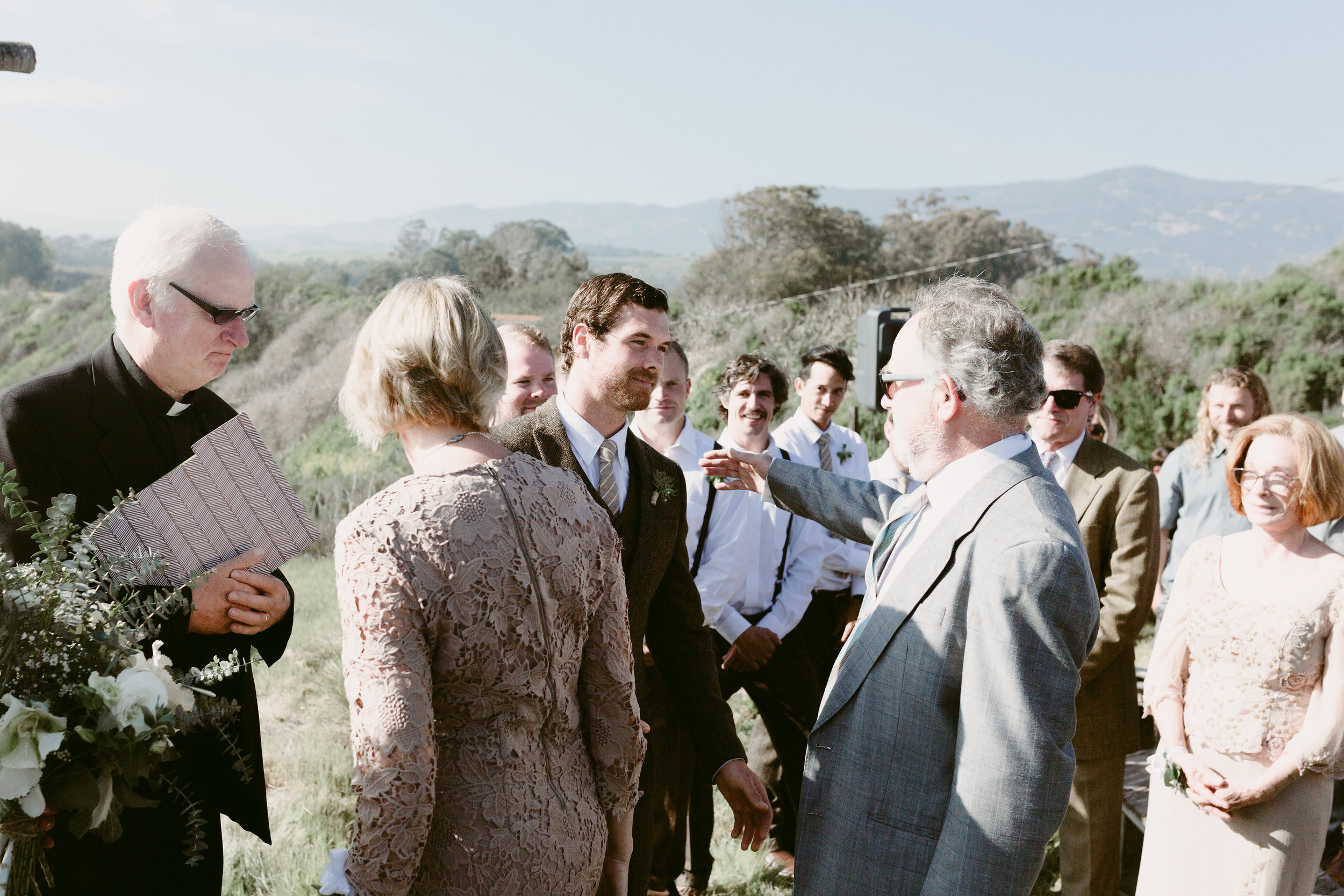 www.SantaBarbaraWedding.com | Santa Barbara Wedding Style | Fathers Day | Clarissa Koenig Photography | Felici Events | The Orchid Ranch