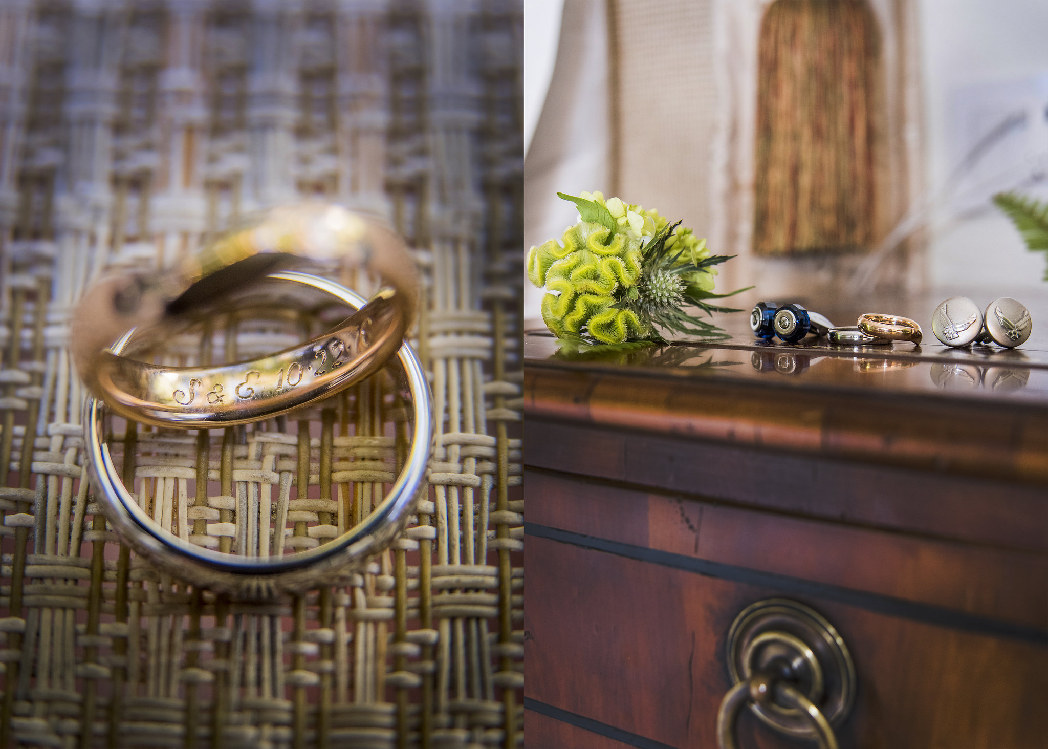 www.santabarbarawedding.com | Willa Kveta Photography | The Prop House Lounge and Warehouse | Wedding Rings