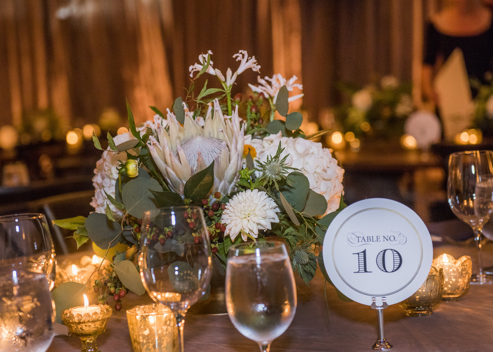 www.santabarbarawedding.com | Willa Kveta Photography | The Prop House Lounge and Warehouse | Reception Table Numbers