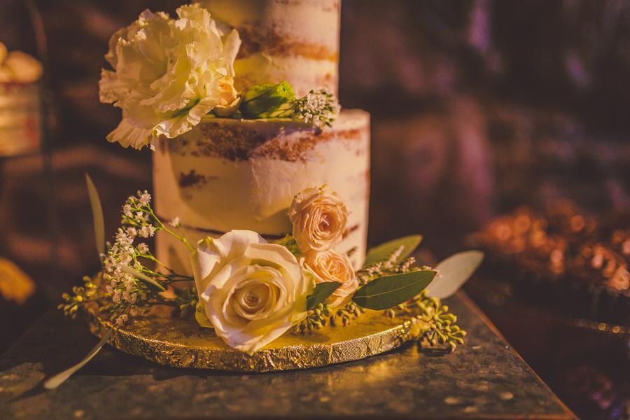 www.santabarbarawedding.com | Kramer Events | Santa Margarita Ranch | Wedding Cake
