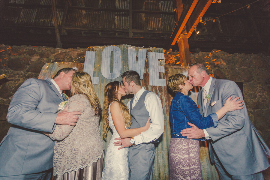 www.santabarbarawedding.com | Kramer Events | Santa Margarita Ranch | Wedding Booth