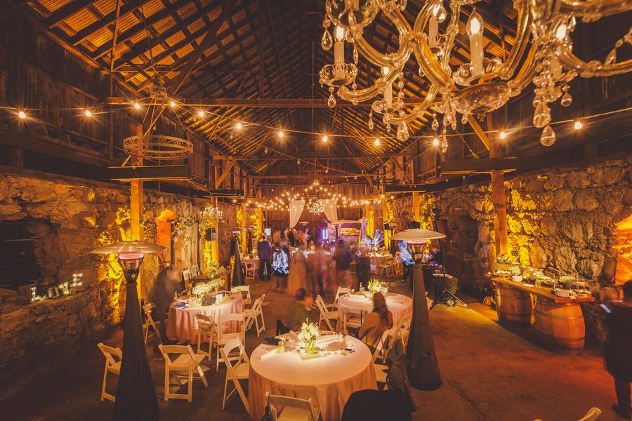 www.santabarbarawedding.com | Kramer Events | Santa Margarita Ranch | Reception