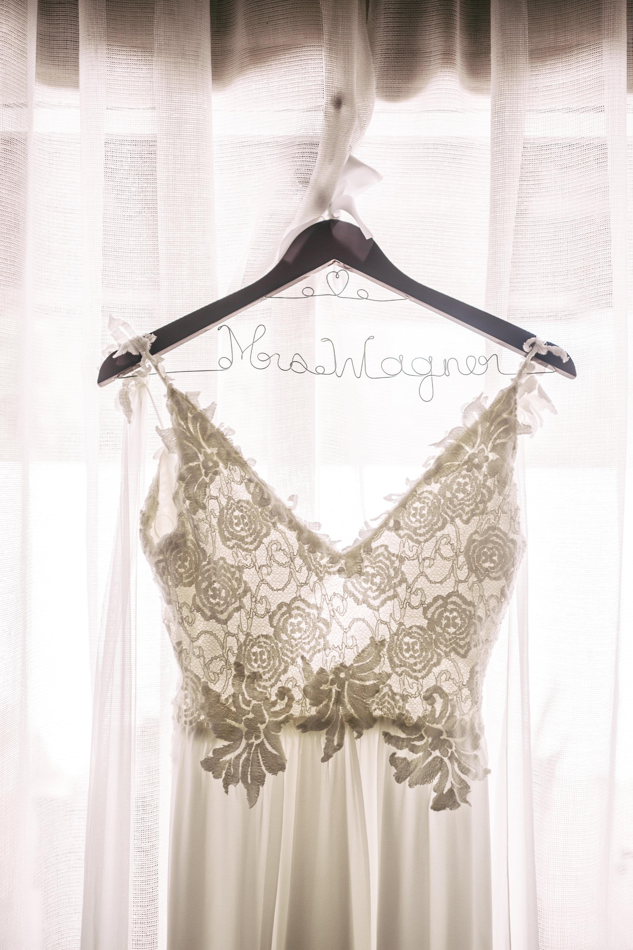 www.santabarbarawedding.com | Rewind Photography | Provence in Ojai | Wedding Gown