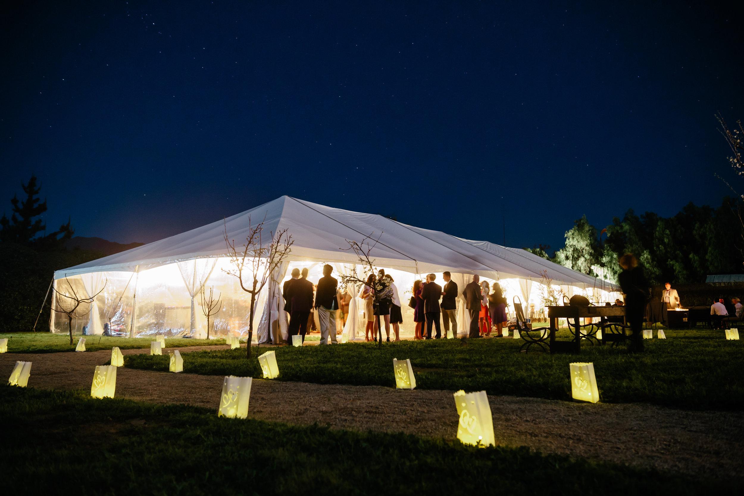 www.santabarbarawedding.com | Rewind Photography | Provence in Ojai | Reception