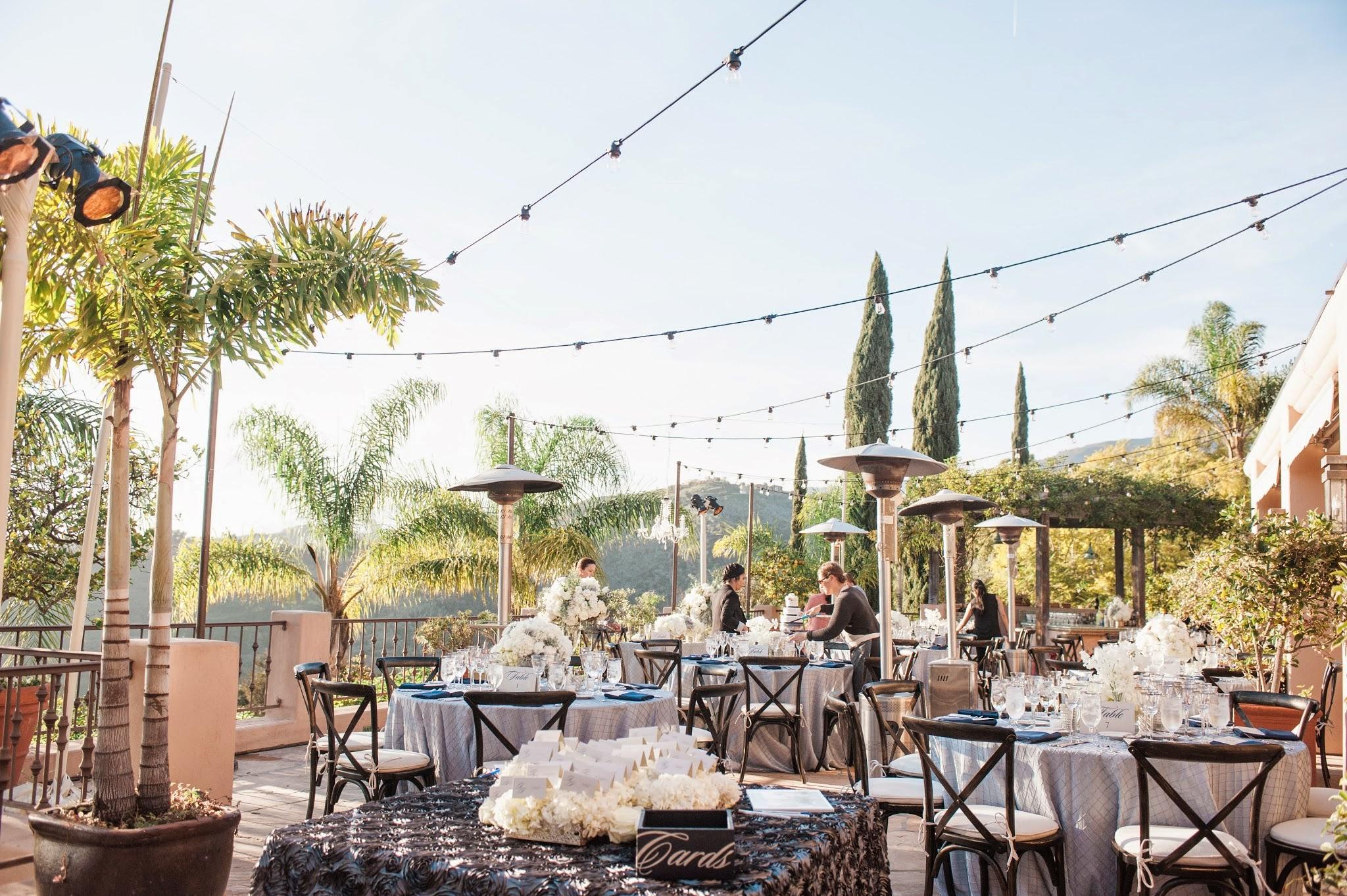 www.santabarbarawedding.com | Andrejka Photography | Villa Verano | Wedding Venue | Private Estate | Wedding Reception | Felici Events