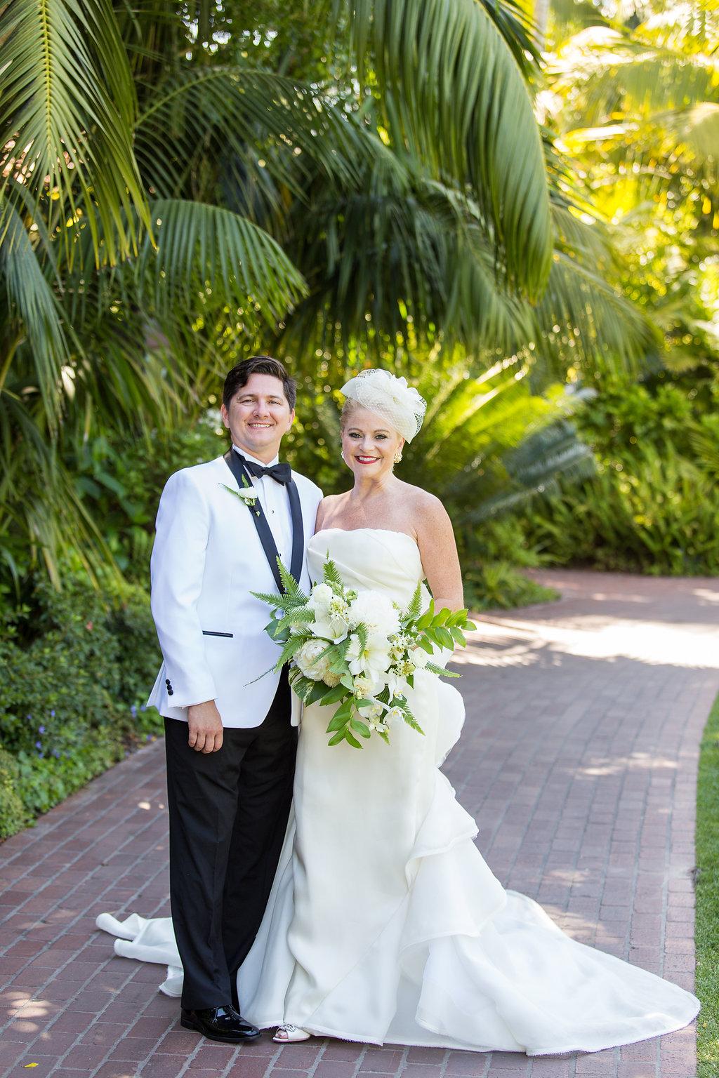 www.santabarbarawedding.com | Melissa Musgrove Photography | Four Seasons Resort The Biltmore | Bride and Groom