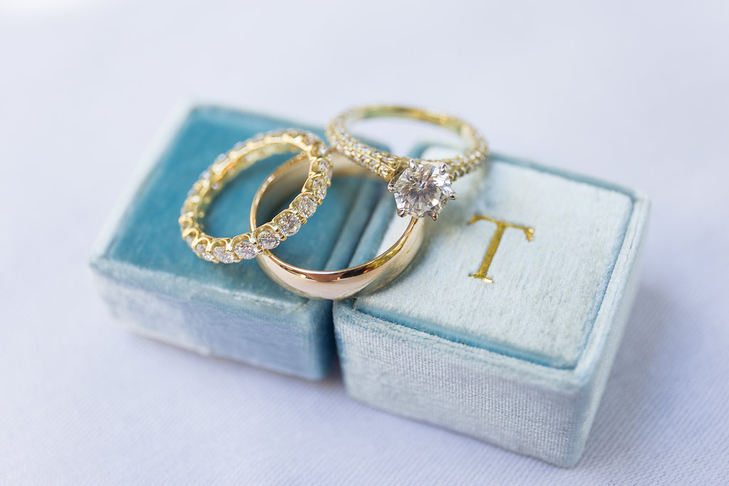 www.santabarbarawedding.com | Melissa Musgrove Photography | Four Seasons Resort The Biltmore | Wedding Rings