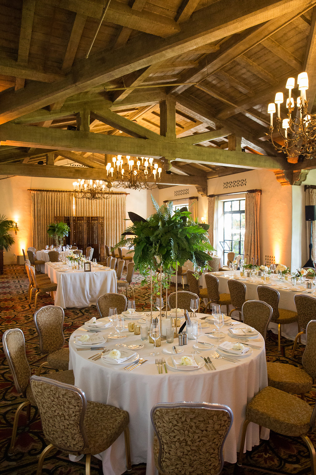 www.santabarbarawedding.com | Melissa Musgrove Photography | Four Seasons Resort The Biltmore | Reception