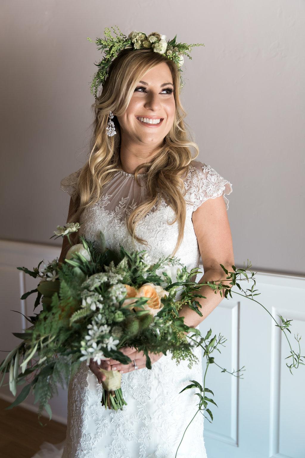 www.santabarbarawedding.com | Jessica Angell Photography | Apple Creek Ranch | Bride