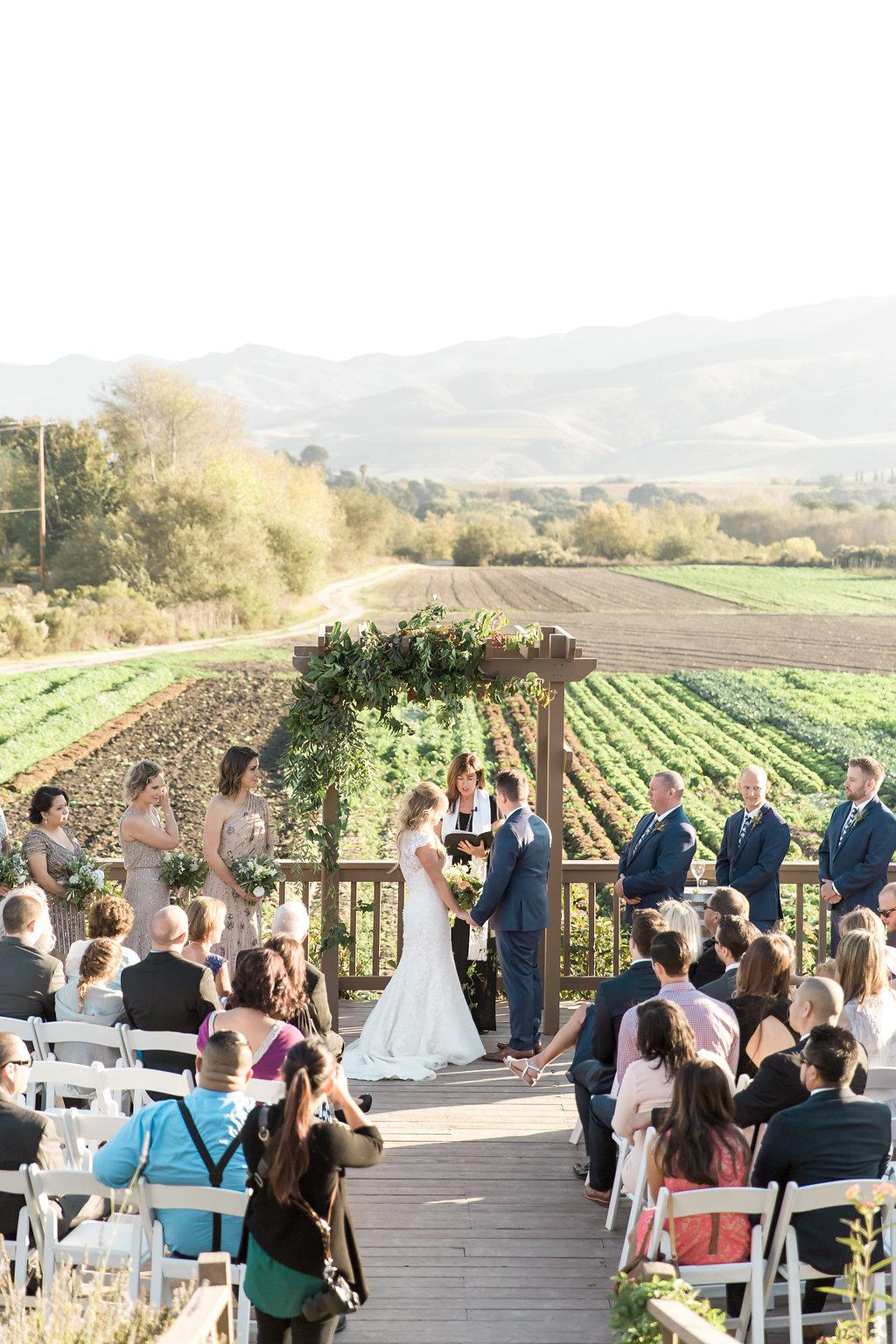 www.santabarbarawedding.com | Jessica Angell Photography | Apple Creek Ranch | Ceremony