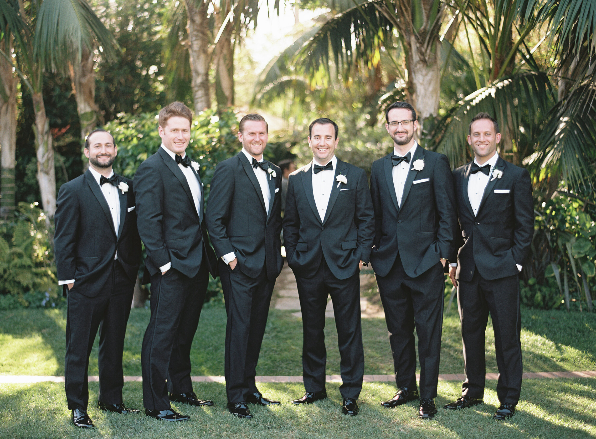 www.santabarbarawedding.com | Ashley Kelemen Photography | Four Seasons Santa Barbara | Groomsmen