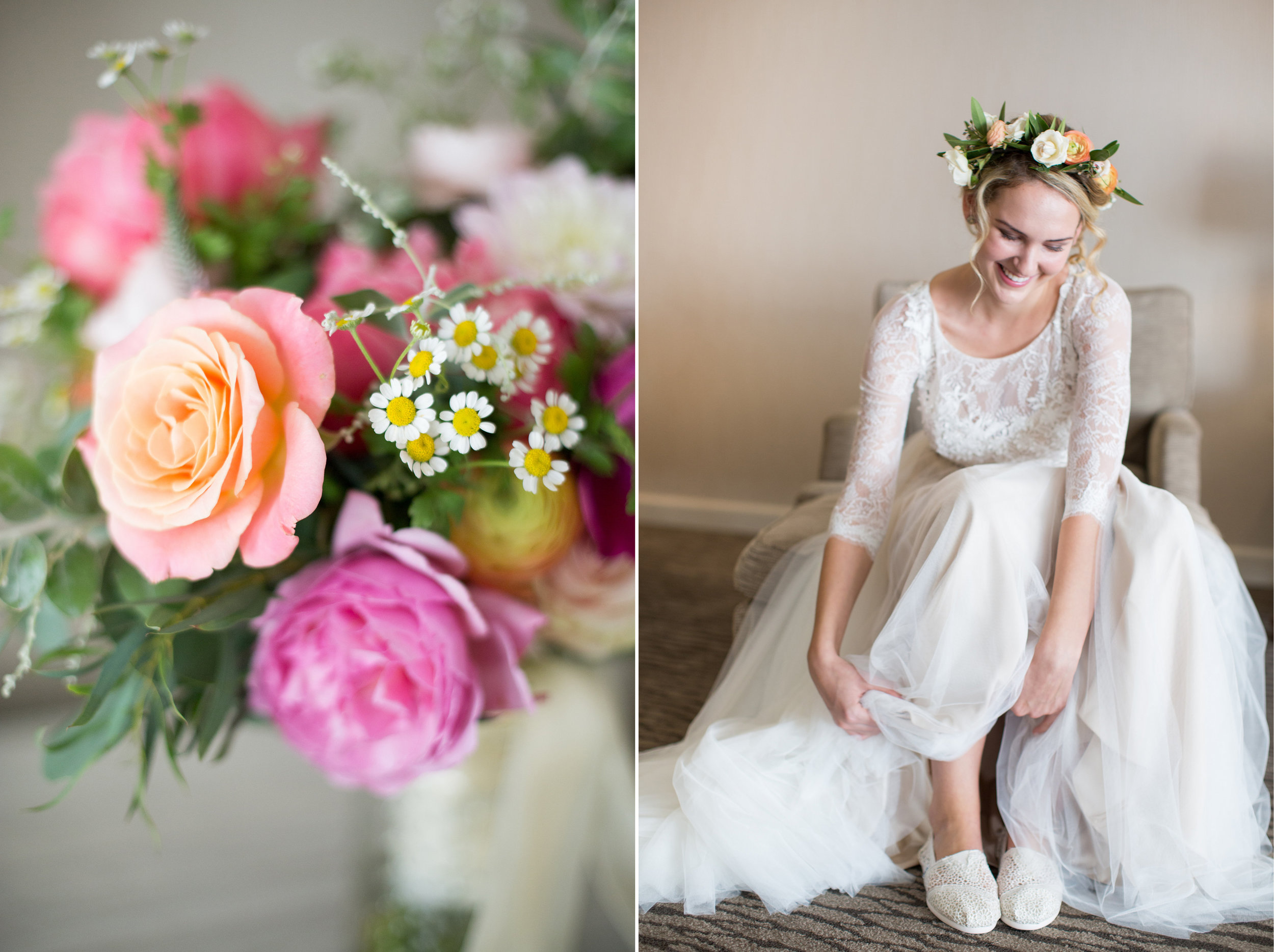 www.santabarbarawedding.com | Anna J Photography | Santa Barbara Courthouse | Ella & Louie | Bride | Bridal Bouquet