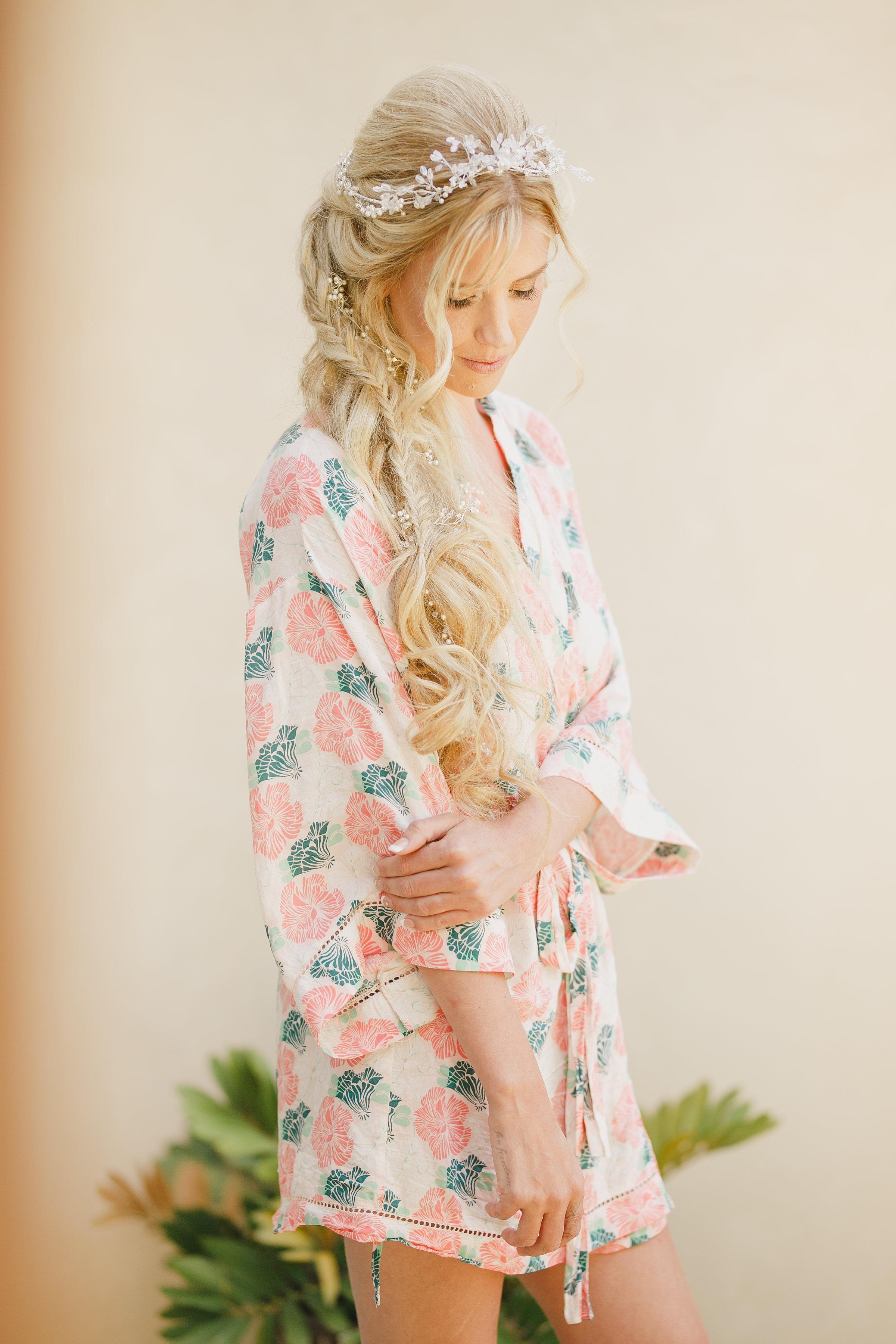 www.santabarbarawedding.com | Kristen Booth Photography | Rincon Beach Club | Bride